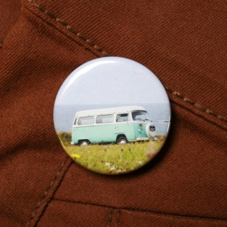 Placka VW Bus (32mm)